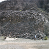 World-class pillow basalt outcrop, Semail Ophiolite, Sultanate of Oman